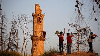 UNESCO korumasındaki Halep'in asırlık tarihi camileri onarım için yardım bekliyor