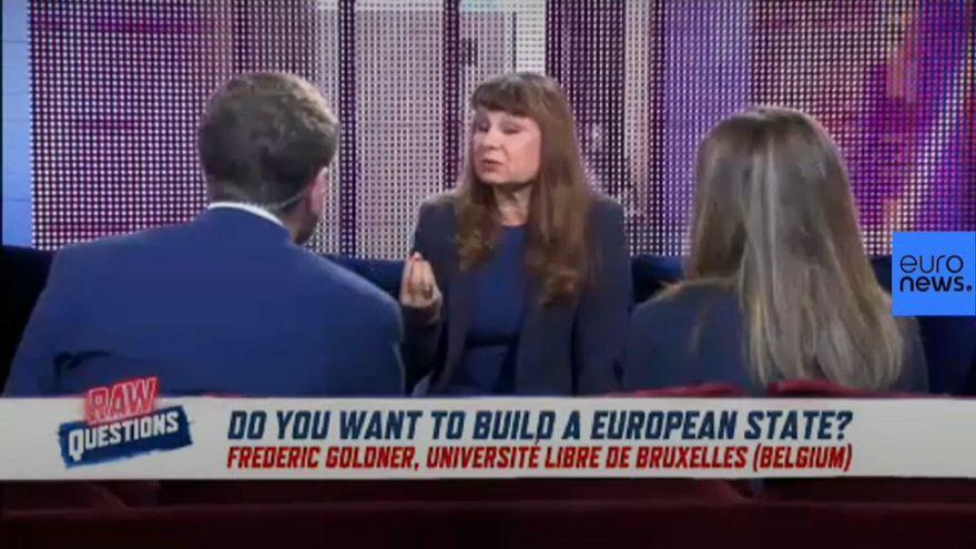 """EU-Spitzenkandidatin Tomic: """"EU fußt auf Antifaschismus"""""""