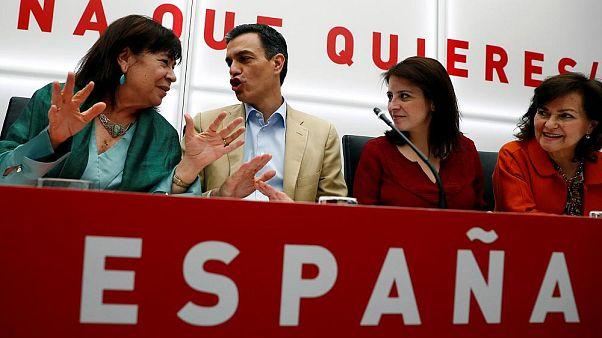 Las elecciones dejan a España como segundo país europeo con más diputadas, solo detrás de Finlandia