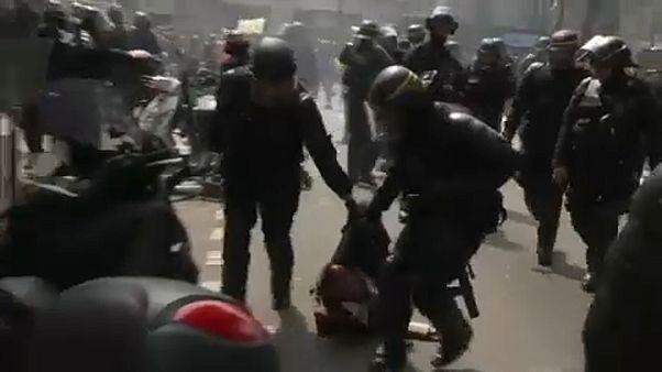 1 de Maio: Da violência em Paris à repressão na Turquia