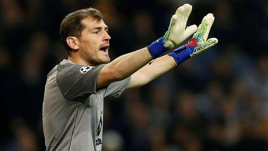 Iker Casillas erlitt Herzinfarkt. Portugiesische Medien: keine Lebensgefahr