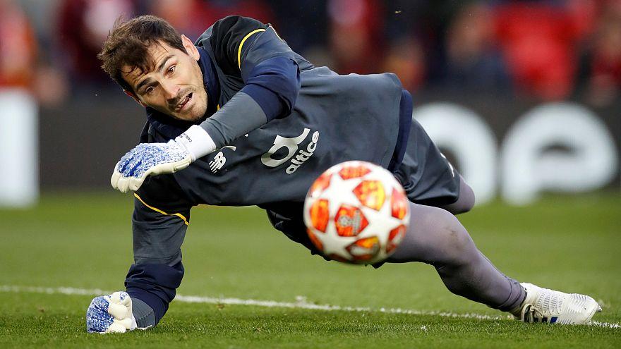 Iker Casillas infarktusgyanúval kórházba került