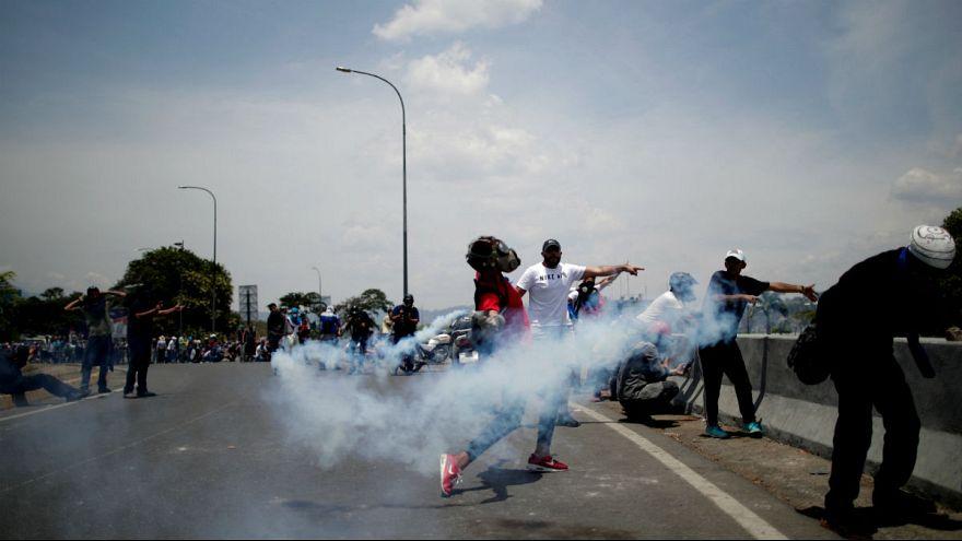 تهدید آمریکا به مداخله نظامی در ونزوئلا؛ روسیه هشدار داد