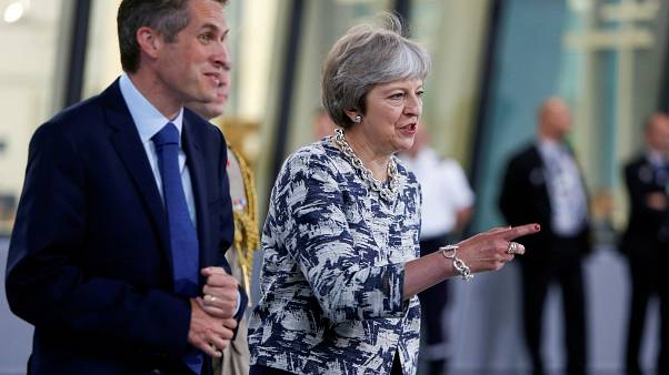 Theresa May sacked defence secretory Gavin Williamson for information leak