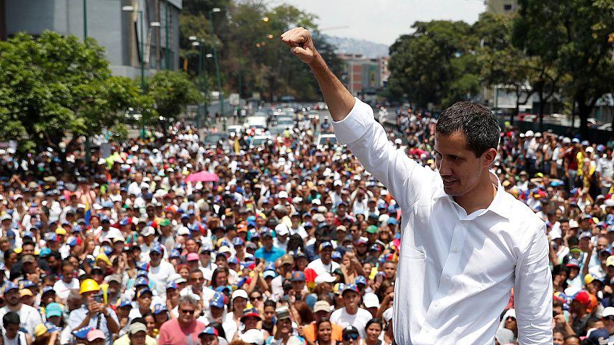 """Guaidó: la detención de Leopoldo López en la Embajada de España """"sería una amenaza de guerra"""""""