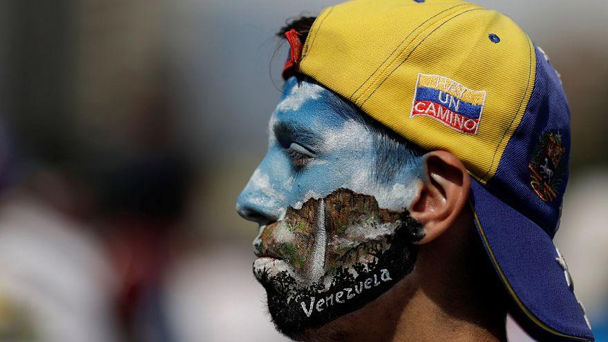 Un 1er mai sous tension à Caracas