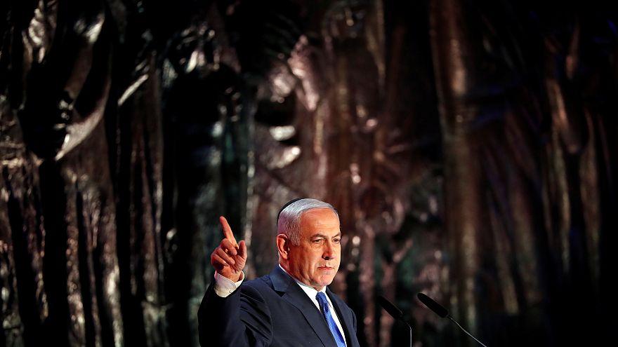 Video | Yahudi Soykırımını Anma Günü'nde İsrailli liderler: 'Artan antisemitizmden endişeliyiz'