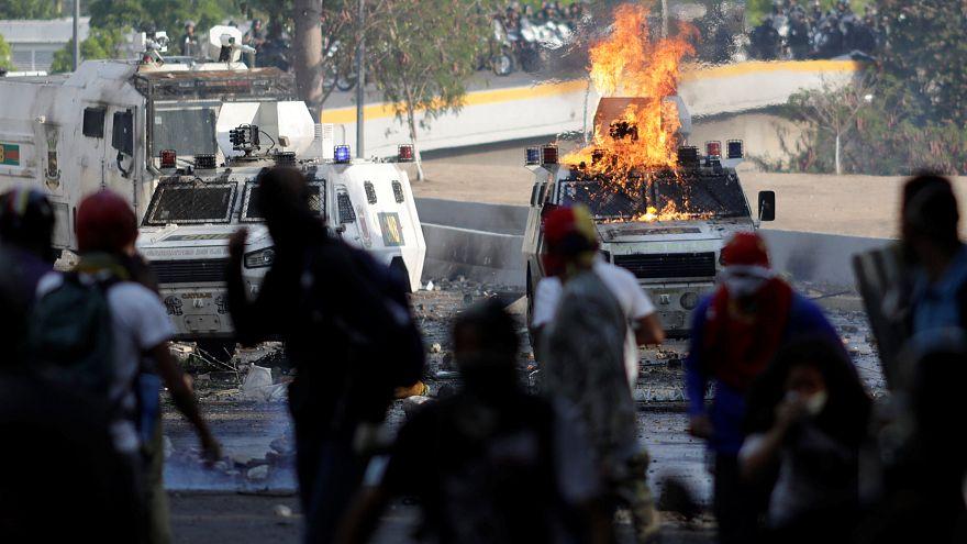 Венесуэла: без лекарств, света и газа