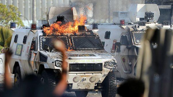 پنتاگون: به ارتش آمریکا دستور آماده باش برای جنگ در ونزوئلا داده نشده است