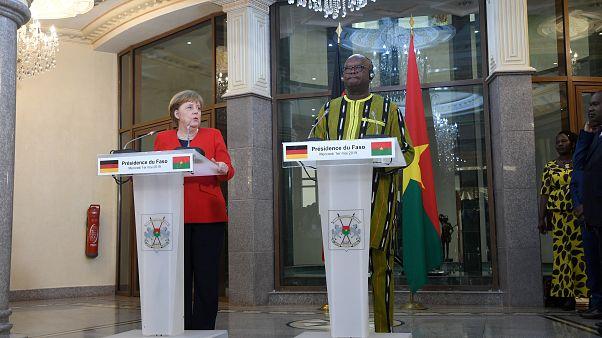 Merkel auf Sahelreise: Truppenbesuch in Mali