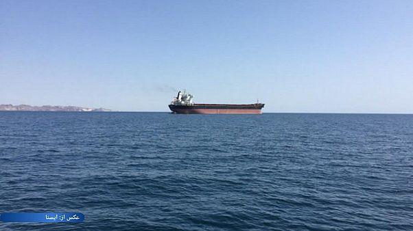 عربستان: خدمه نفتکش ایرانی را در دریای سرخ نجات دادیم