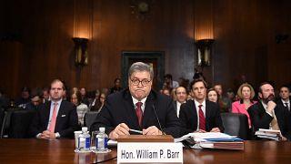 وزير العدل الأمريكي ويليام بار