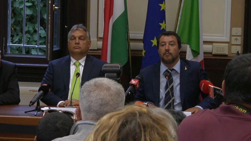 Orbán a Néppártban maradna, de Európa populista erős embereit keresi