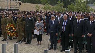 Holokauszt-emléknap Izraelben