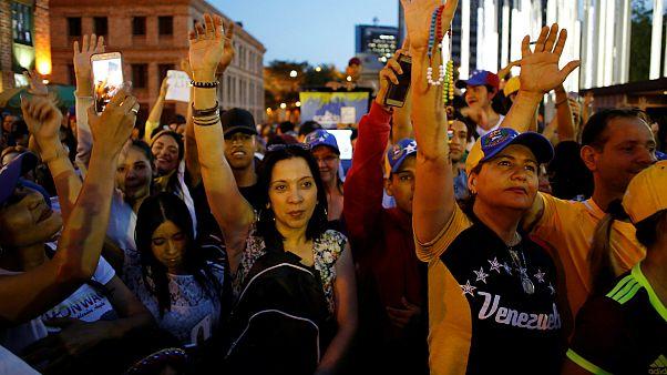 تظاهرات در ونزوئلا؛ زنی جوان با شلیک گلوله کشته شد