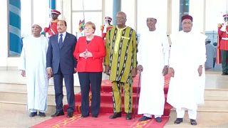 Németország euró tízmilliókkal támogatja a nyugat-afrikai országokat
