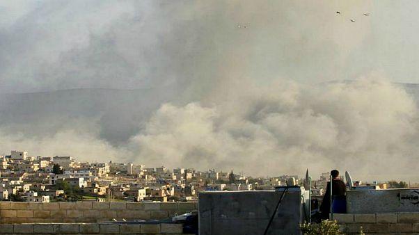 تشدید حملات روسیه و سوریه به آخرین پایگاه شورشیان در ادلب