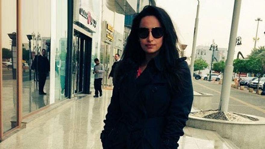 ملك الشهري زوجة المعتقل السعودي أيمن الدريس تتحدث عن تفاصيل إعتقاله