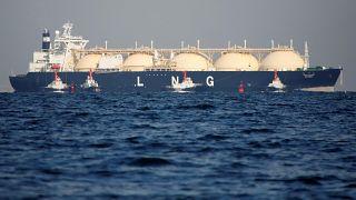 EUA vão exportar mais gás para a Europa