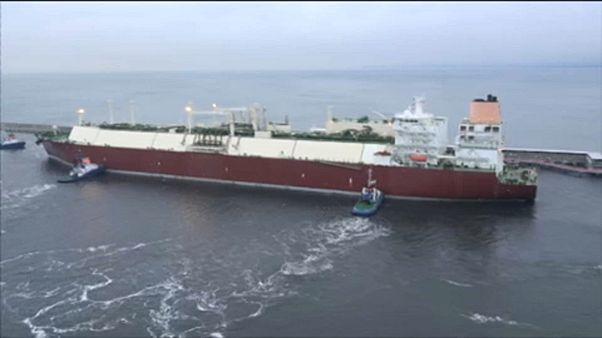 Mehr US-Gas nach Europa