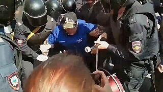 Premier mai répressif en Russie : une centaine d'arrestations