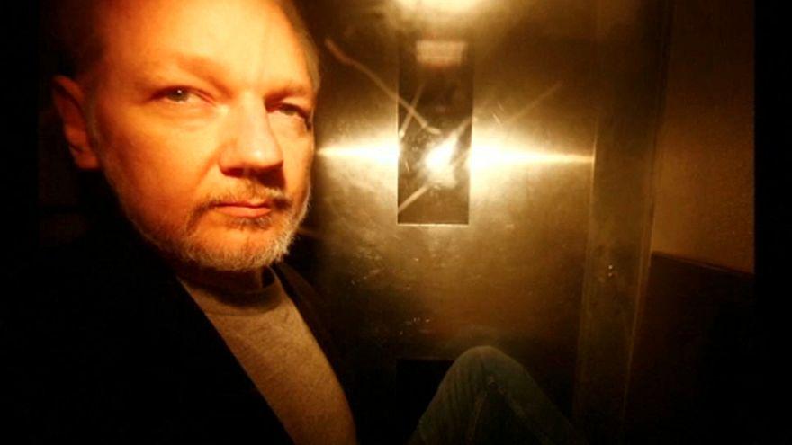 Le procès pour l'extradition de Julian Assange repoussé au mois de juin