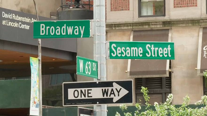 West 63rd Street between Central Park West and Broadway has a new name
