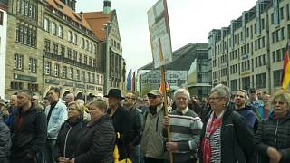 Chemnitz: How the East German city became known as a hot bed for extremism