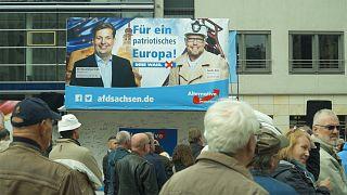 Os fantasmas da extrema-direita alemã estão de volta