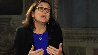 """Cecilia Malmström: """"Bruselas y Washington debemos dejar de ponernos aranceles"""""""