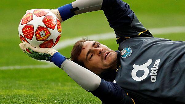 Nach dem Herzanfall: Casillas geht es besser