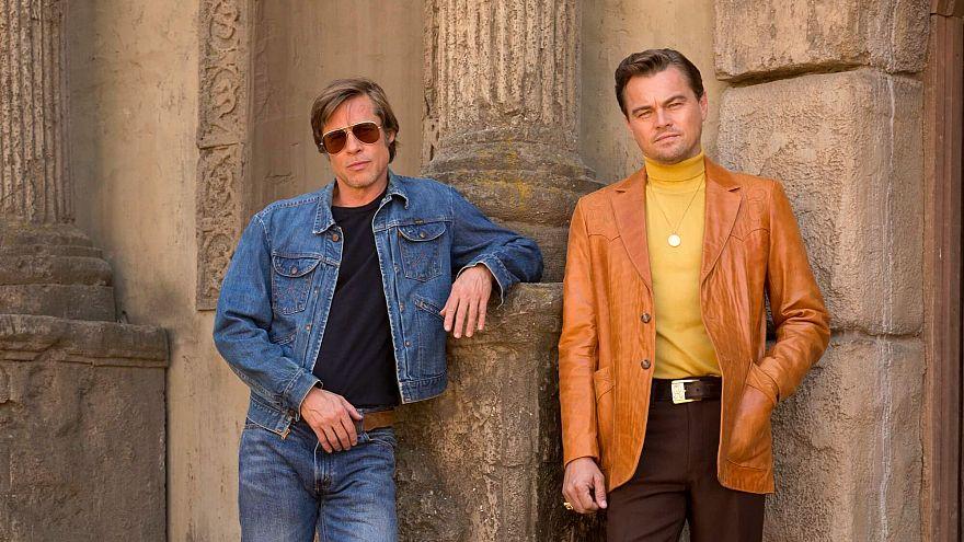 Tarantino'nun DiCaprio ile Pitt'in yer aldığı filmi Cannes Film Festivali'nde yarışacak