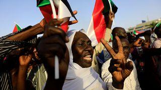 Les Soudanais mobilisés pour obtenir un gouvernement civil