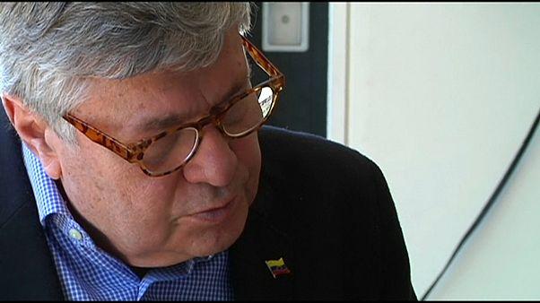 Leopoldo Lopez sr. parla del figlio e di Guaidò