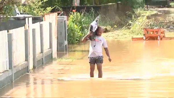 Ajuda para Moçambique é insuficiente