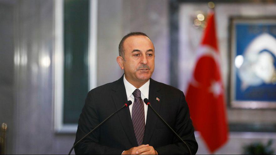 چاووش اوغلو وزیر امورخارجه ترکیه