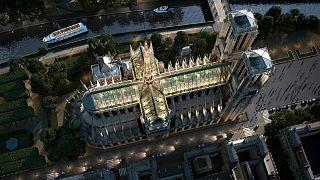 'Eski mi, yeni mi?' tartışması: Notre Dame'ın yeniden inşası için öne çıkan 11 farklı proje