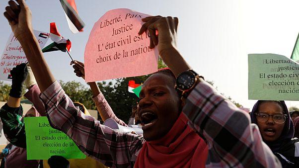 قوى الحرية والتغيير في السودان تشدد على إنشاء سلطة مدنية لقيادة المرحلة المقبلة