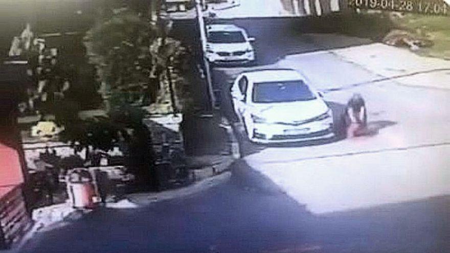 Tuzla'da  11 yaşındaki çocuğu darp eden şüpheli tutuklandı