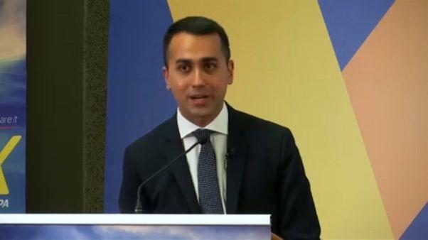 Eleições europeias dividem governo italiano