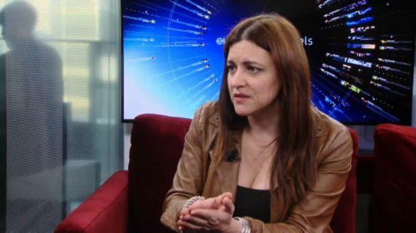 Pobreza é insustentável na Europa, diz Marisa Matias (BE)