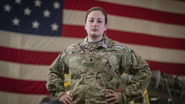 Amerikan Ordusu'nda cinsel taciz vakaları yüzde 13 arttı