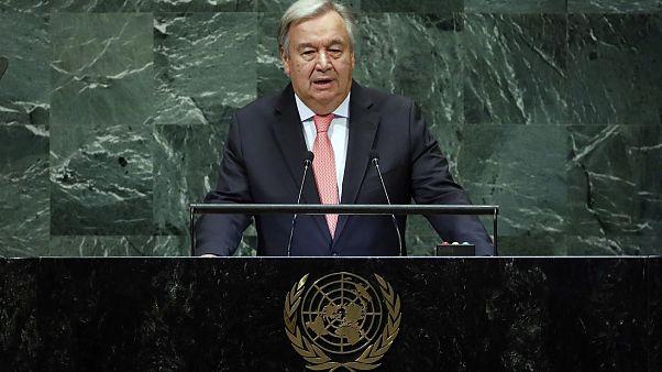 Eνημέρωση του ΣΑ του ΟΗΕ για τις εξελίξεις στο Κυπριακό