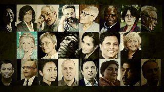 """في اليوم العالمي لحرية الصحافة.. دولٌ عربية تتصدّر قائمة """"الأكثر خطورة"""" على الصحفيين"""