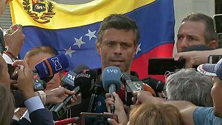 Leopoldo López estima que Venezuela está a solo semanas de un cambio político