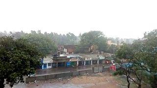 طوفان گرمسیری فانی سواحل شرقی هند را درنوردید