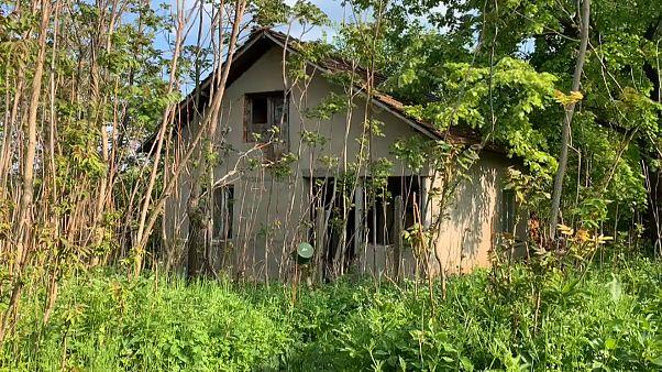 Опустевшие деревни Болгарии