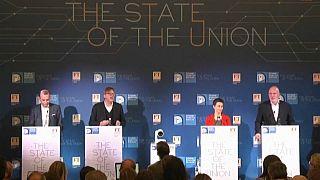 Unione europea: sfida a quattro per il dopo Juncker, ma manca l'incognita sovranista