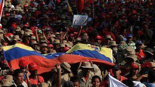 Venezuelalı muhalif lider Guaido'dan Maduro'yu devirmek için yol haritası