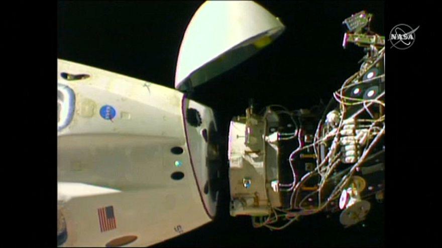 SpaceX отложила полёт на МКС